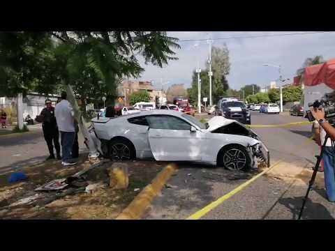 Joao Maleck accidente