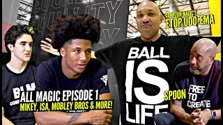 "Mikey Williams Opens Up About Pressure In ""All Magic"" Ep. 1 w/ Etop & Spoon! Ft. Isa Silva, Mobleys!"