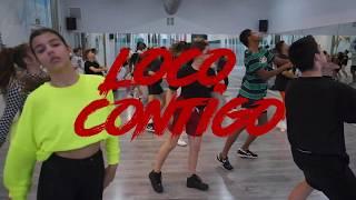 DJ Snake, J. Balvin, Tyga   Loco Contigo | Choreography By Sebastian Linares