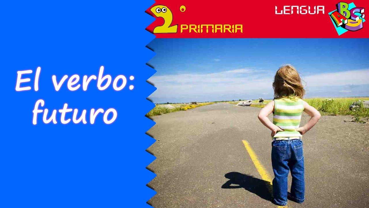 Lengua, 2º Primaria. Tema 13. Los verbos en futuro