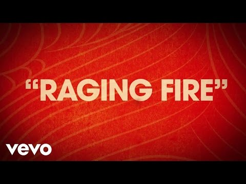 Raging Fire Lyric Video