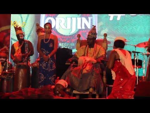 Spectacular Drama Performance At Orijin Night Concert { Nigerian Entertainment }