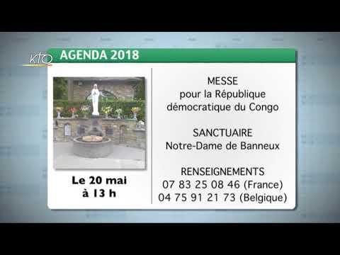Agenda du 23 avril 2018