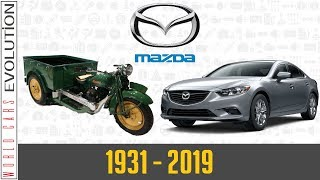 W.C.E - Mazda Evolution (1931-2019)