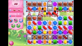 Candy Crush Saga Level 3855 No Boosters