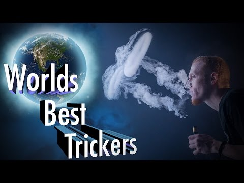 Worlds Best Vape Trickers – Zachajawea