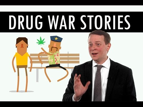 Don't Buy Drugs At The Mall – Drug War Stories (Ep. 6) with Alex Kreit