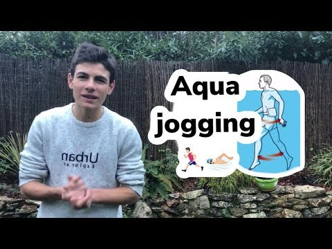 Pratiquer l'Aquajogging - Alternative à la course à pied - Bienfaits