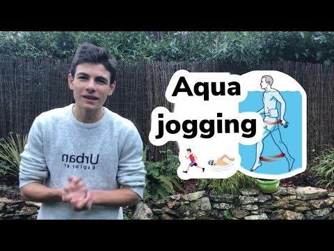 Pratiquer l'Aquajogging - Alternative à la course à pied - Bienfaits