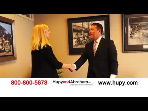 Injured in a Trucking Accident? Hupy and Abraham Can Help!