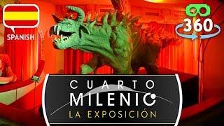 Cuarto Milenio La Exposición - Criptozona 360º 4K Realidad Virtual #VR #Video360
