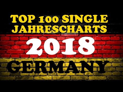 TOP 100 Single Jahrescharts Deutschland 2018 | Year-End Single Charts Germany | ChartExpress