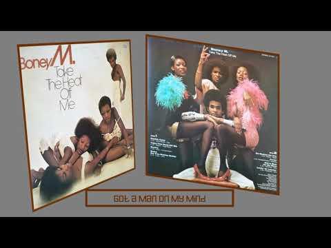 Got a Man on My Mind/Boney M. 1976 (Audio/Lyric)