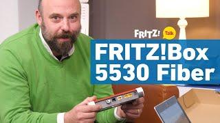 FRITZ!Box 5530 Fiber – Der Glasfaser steht nichts im Wege | FRITZ! Talk 35