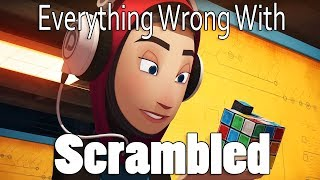Everything Wrong With Scrambled In 10 Minutes Or Less
