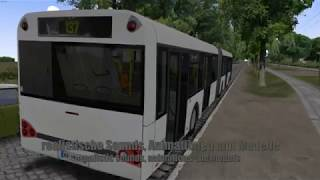 VideoImage1 OMSI 2 Add-On Urbino Stadtbusfamilie