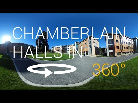 Chamberlain 360° VR Tour | University of Southampton