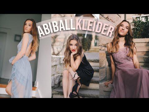 Die schönsten Abiballkleider //Hannah