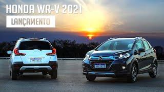 Honda WR-V 2021 - Lançamento