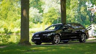 Audi A6 Avant 3.0 TDI 326PK Competition