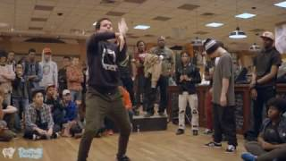 Elliott (Oklahoma) vs Cheerito (Russia) | All Styles Battle | Dexterity Dance League ATL YAK FILMS