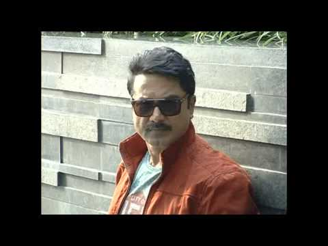 Saraath Kumar - The Making Of Sarath Kumar Photoshoot