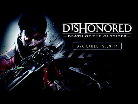 Dishonored: Death of the Outsider XBOX One CD Key | Kinguin