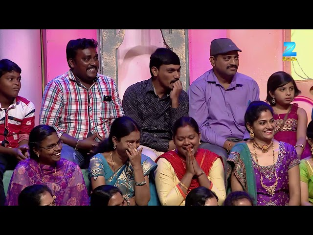 Drama Juniors – 12th August  2017 – Episode 13 | Session 2 | Zee Telugu