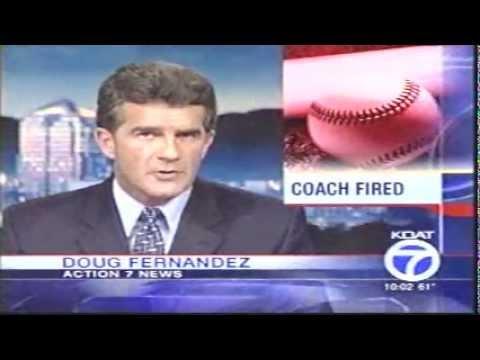 KOAT Action 7 News Live at 5 2004 Anchor Open - смотреть