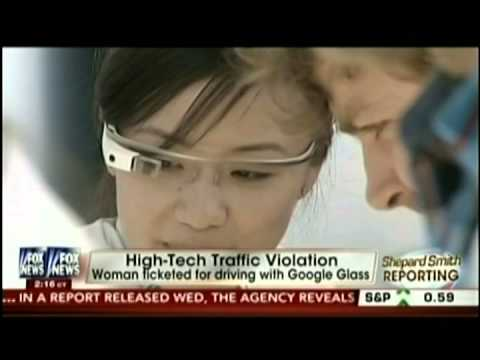 Findling Law Firm FOX Shepherd Smith Reporting Google Glasses