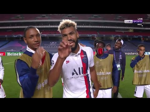 PSG celebrate dramatic entry into second-ever CL semi-final | Champions League 19/20 Moments