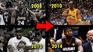"Top 10 NBA ""Revenge"" Championships of All-Time!"