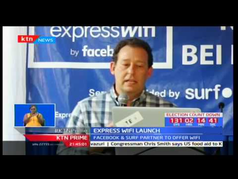 Facebook and Surf partner to offer WI-FI service to bring internet to masses