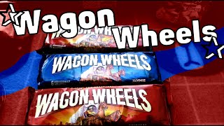 Wagon Wheels ✰ТОЛЬКО ХИТЫ✰ 90х Вагон вилс Вкус детства из   девяностых Ты заказывал, Макс нашел и купил тот самый Вагон вилс Вкус из  нашего детства. Окунемся в 90е. На канале У Макса ТОЛЬКО ХИТЫ 90х. Сегодня пробуем и вспоминаем