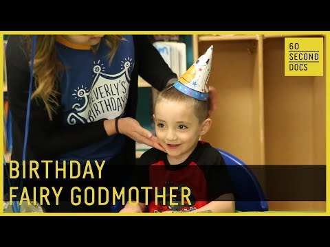 Free Birthday Parties For Underprivileged Kids // 60 Second Docs
