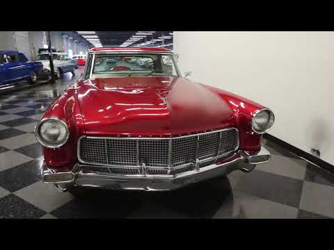 Video of '56 Continental Mark II - MCON