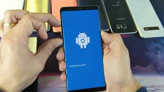 Galaxy Note 8/9: How to Factory Reset & Bypass Password to Restart/Power Off