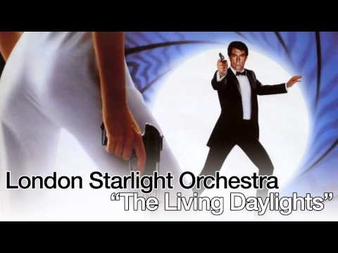 London Starlight Orchestra - The Living Daylights