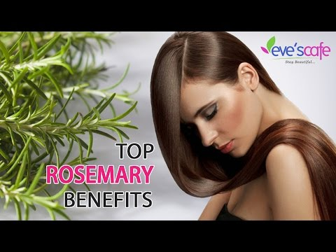 Video Less Known Amazing benefits of Rosemary