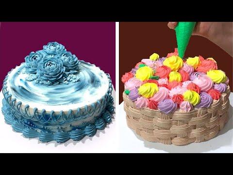 Ideias criativas para decorao de bolos Como fazer bolos decorados