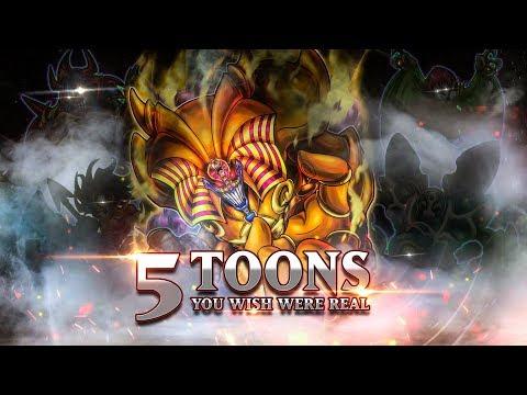 5 NEW YuGiOh Custom Toon Monsters (For Konami)