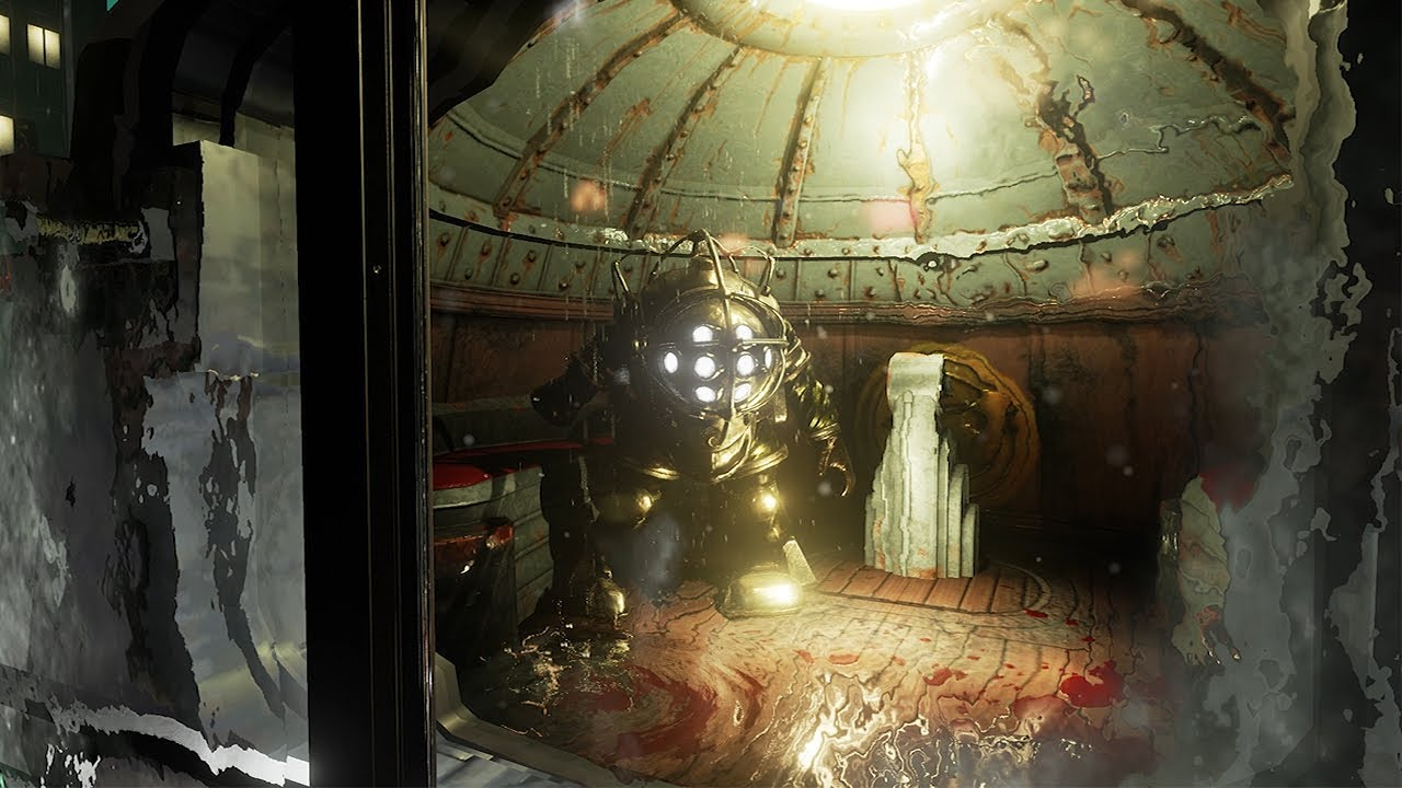 BioShock Looks Glorious Using The Unreal Engine 4