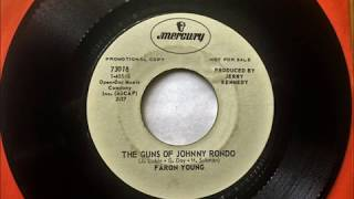 Occasional Wife + The Guns Of Johnny Rondo , Faron Young , 1970