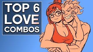 Overwatch - Top 6 Love Combos
