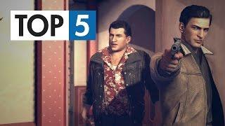 TOP 5 - Nejlepších hlášek hry Mafia II