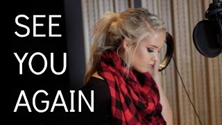 SEE YOU AGAIN - WIZ KHALIFA FT. CHARLIE PUTH - COVER BY MACY KATE