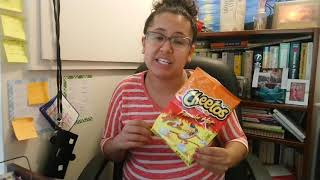 "The ""Science"" Of Hot Cheetos"