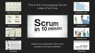 Intro to Scrum in Under 10 Minutes - Video Youtube