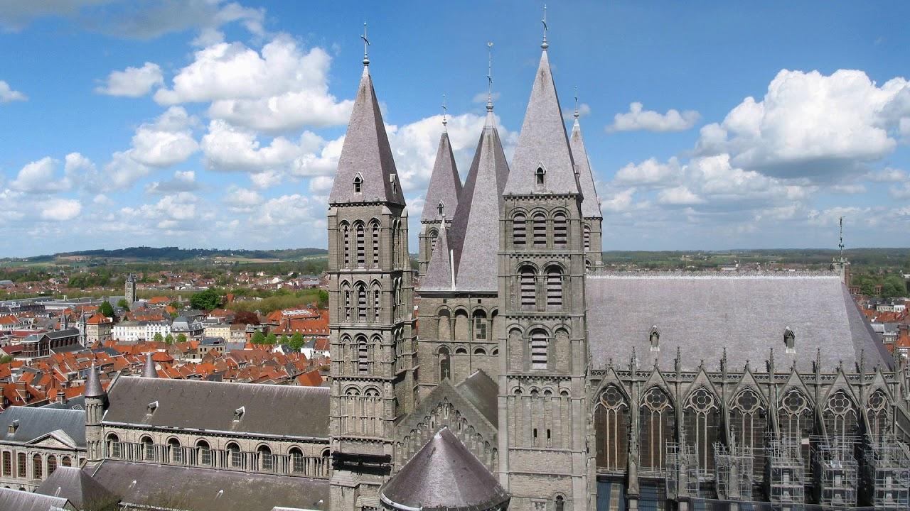 Saint-Michel Cathedral, Brussels, Belgium