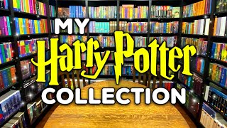 The LARGEST Harry Potter Book Collection In The World   Over 1,700 Books